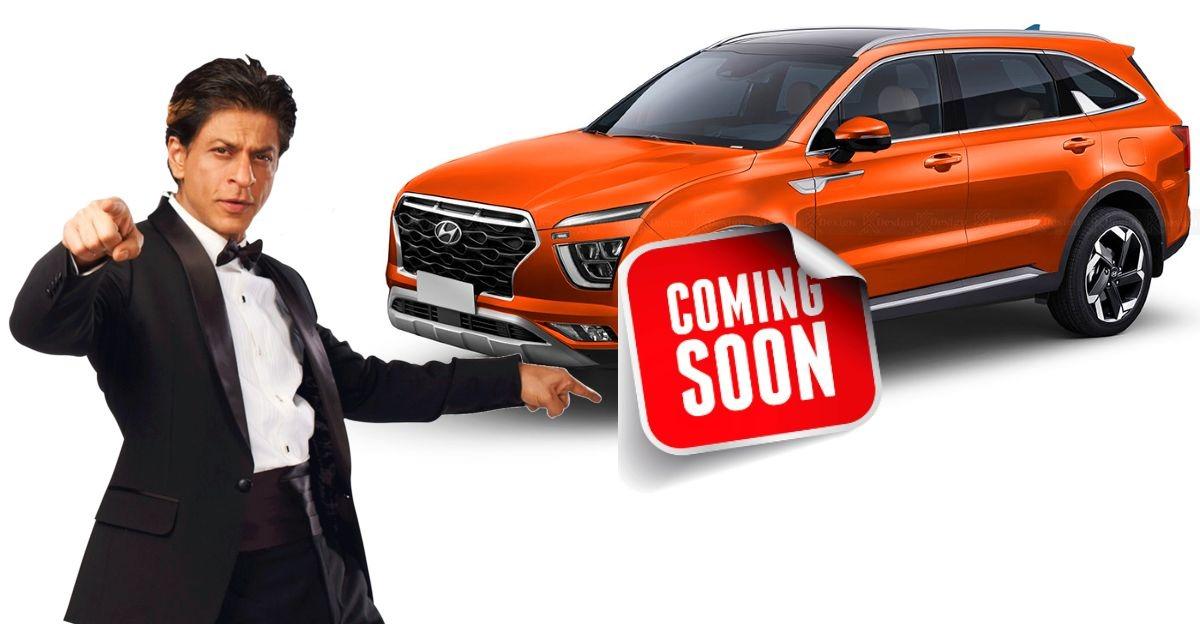 Hyundai Alcazar का इंजन Creta से अधिक शक्तिशाली हैं: विवरण