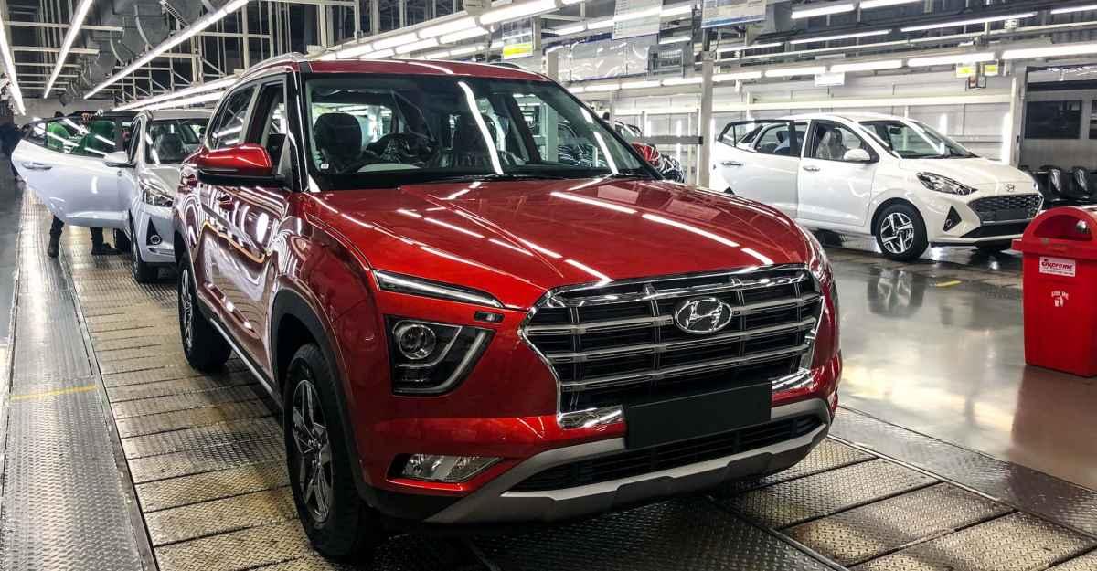Hyundai Creta की मांग उत्पादन क्षमता का तीन गुना है