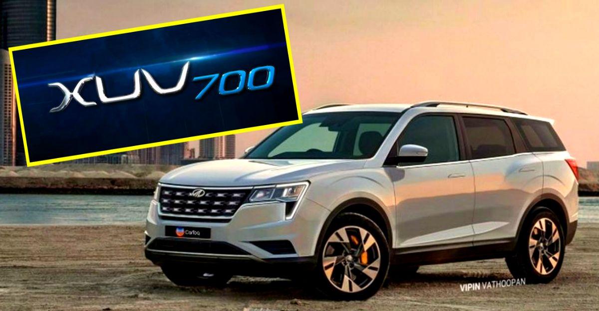 Mahindra XUV700 All-News 2021 XUV500 SUV का नया नाम है