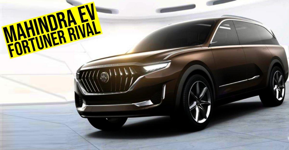 Mahindra ने Pininfarina ब्रांड के तहत 40 लाख रुपये की इलेक्ट्रिक SUV लॉन्च की: Toyota Fortuner चैलेंजर?