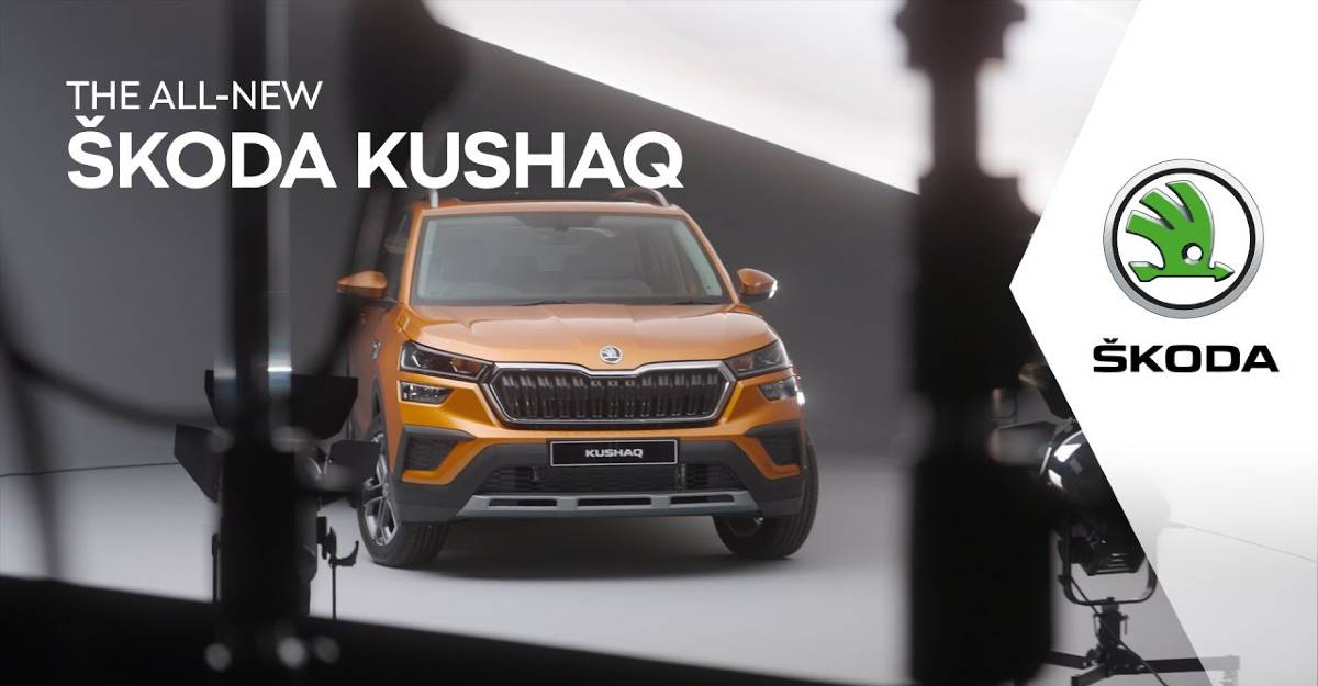 Skoda Kushaq: नई TVC आगामी कॉम्पैक्ट एसयूवी के बाहरी डिज़ाइन विवरण को दिखाती है