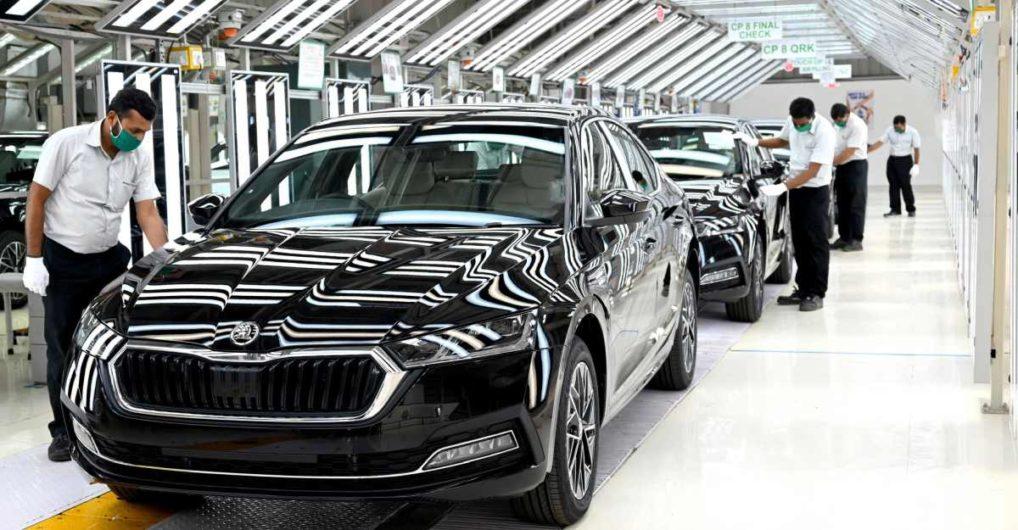 Skoda Auto सभी नए Octavia का उत्पादन शुरू किया