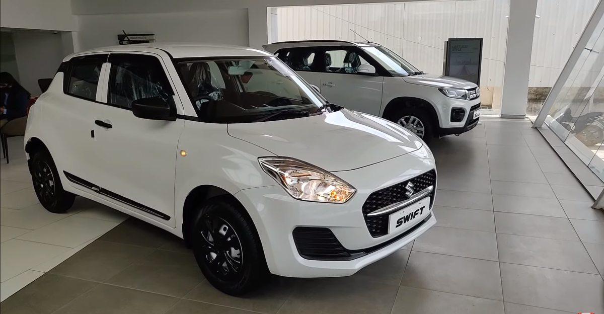 Maruti Swift आधार से तराशे हुए 2021 Limited Edition के साथ उत्तम दर्जे का दिखता है