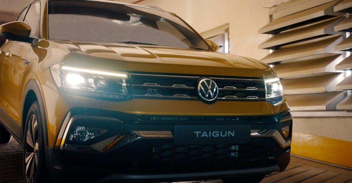 Volkswagen India आगामी Taigun कॉम्पैक्ट एसयूवी के लिए नया TVC जारी किया