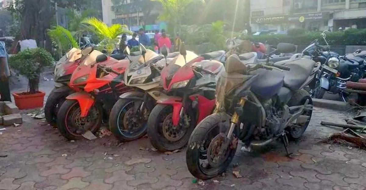 भारत की शानदार सुपर बाइक: Yamaha FZ-1, Honda CBR 600RR और भी बहुत कुछ