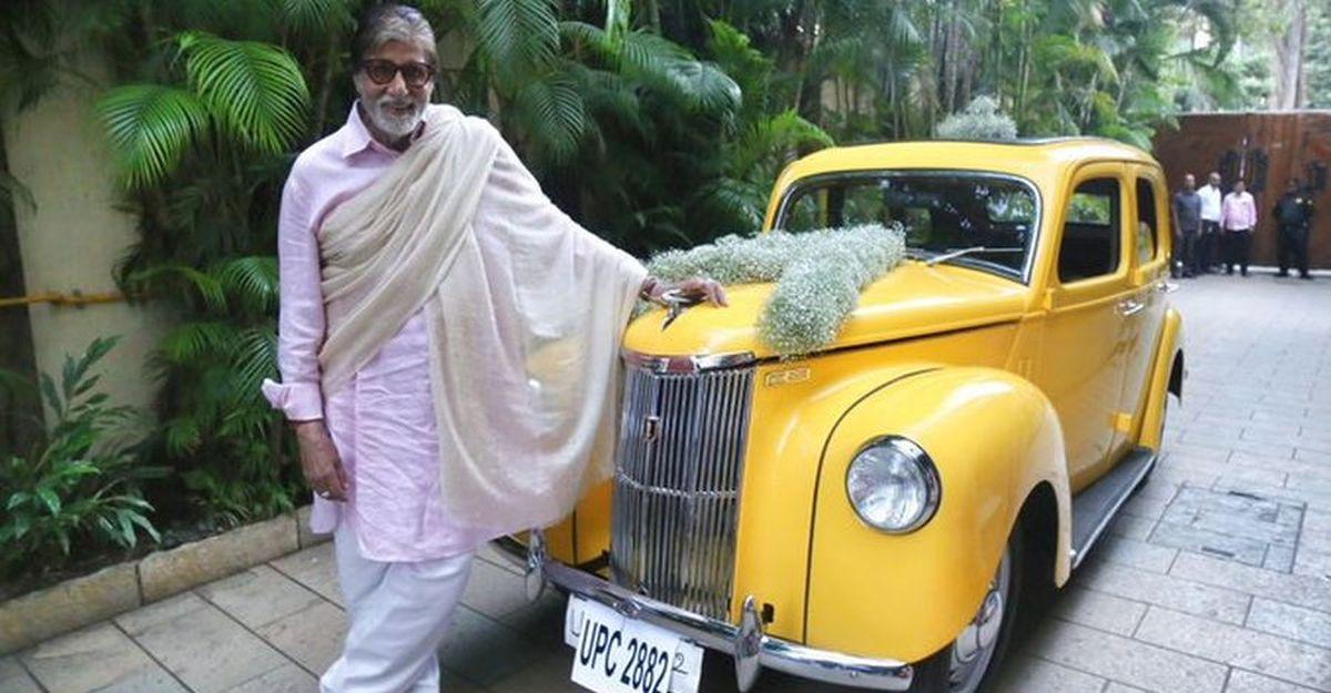 इस Vintage Ford Prefect ने Amitabh Bachchan को Speachless बना दिया: यहाँ देखे क्यों