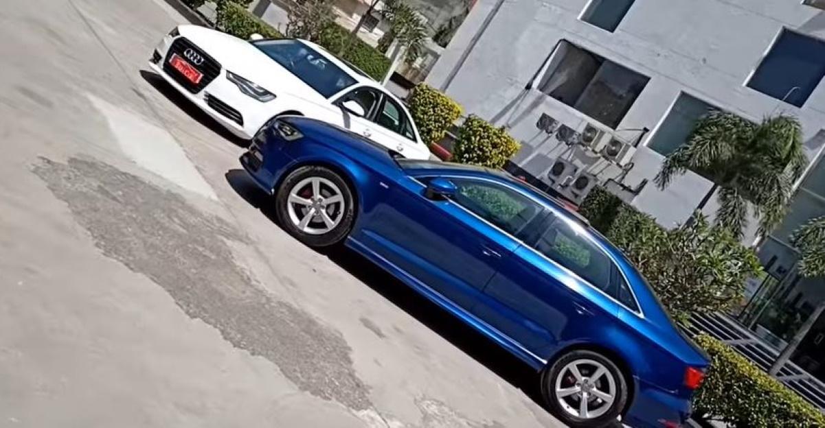 Well Maintained Used Audi लक्जरी सेडान सिर्फ 10 लाख से बिक्री के लिए