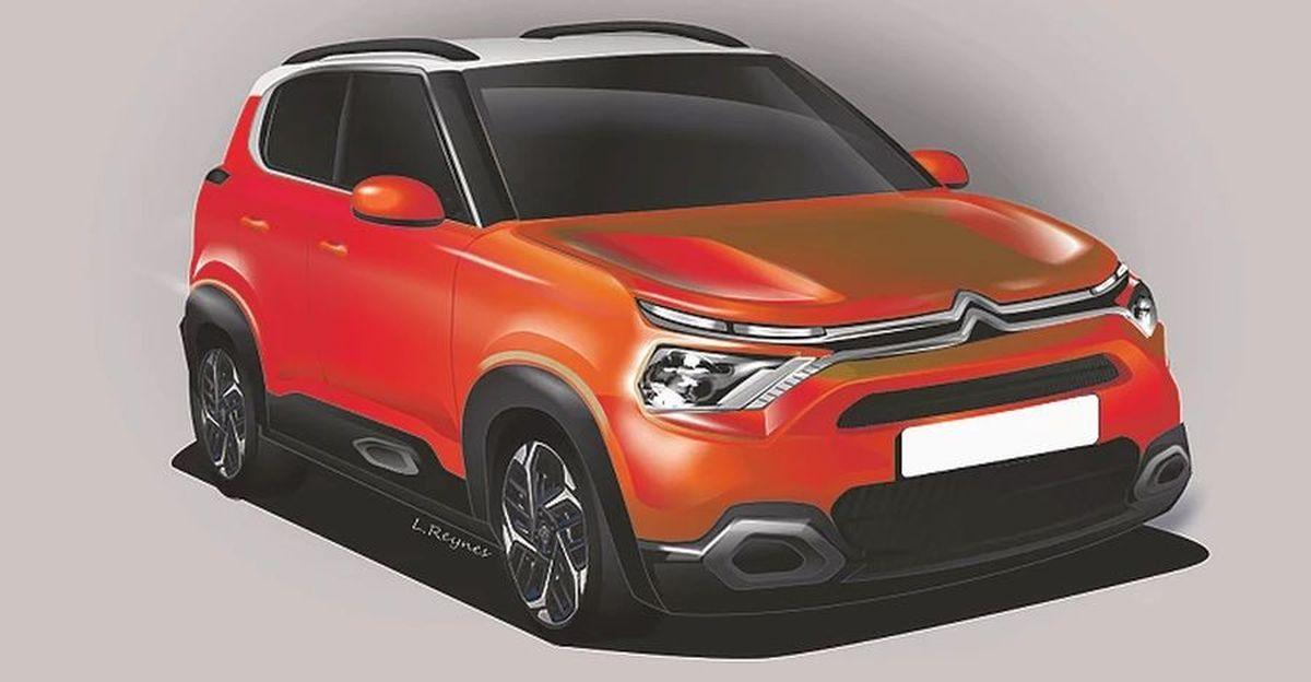 मई 2021 में Citroen की सब-कॉम्पैक्ट SUV डेब्यू  करने वाली है: Maruti Ignis का प्रतिद्वंद्वी