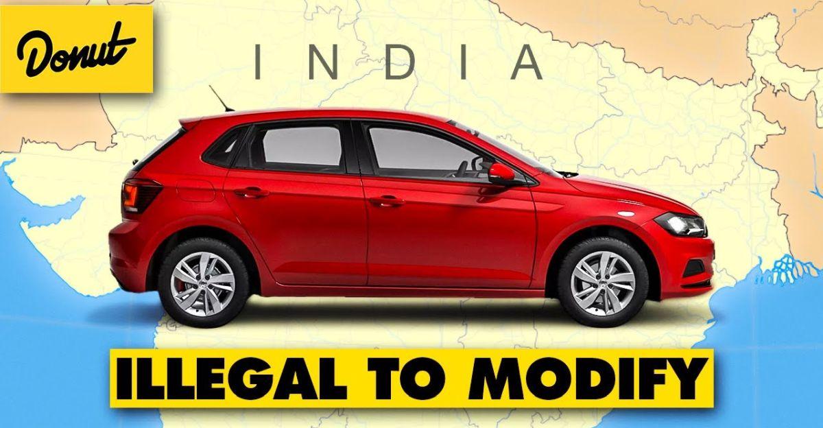 भारत के Car Modification Ban के बारे में विदेशी क्या कह रहे हैं!