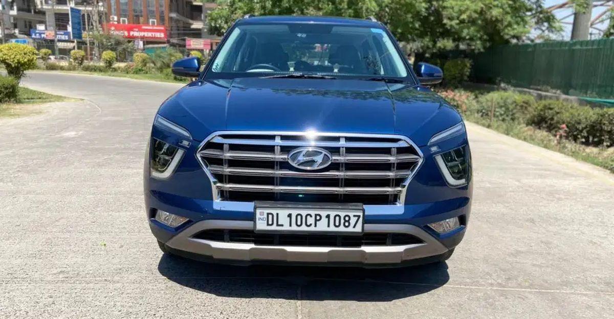 बिक्री के लिए लगभग नया Hyundai Creta SUVs: कतार को छोड़ें