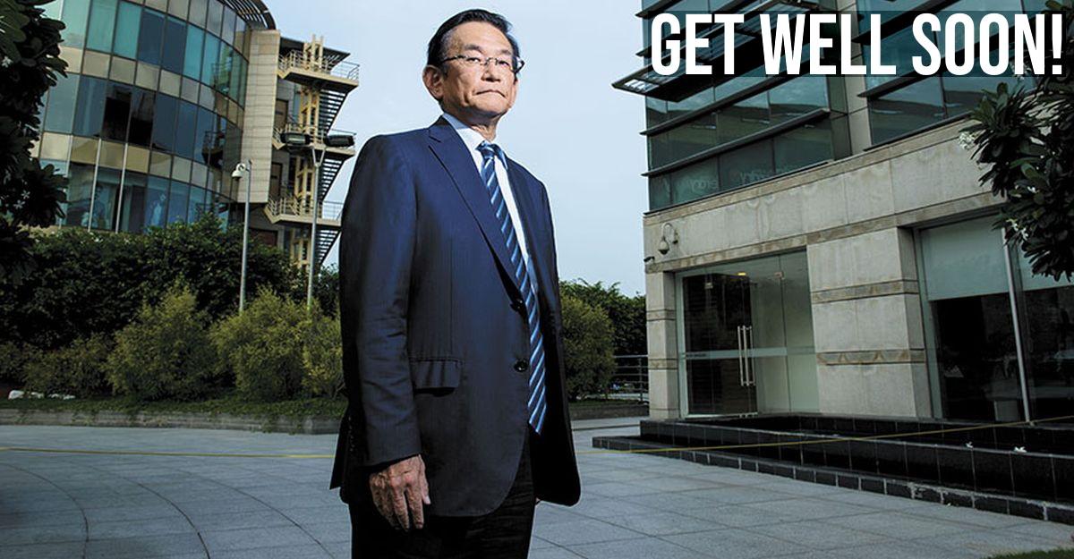 Maruti Suzuki के प्रबंध निदेशक Kenichi Ayukawa दूसरी बार COVID पॉजिटिव हुए