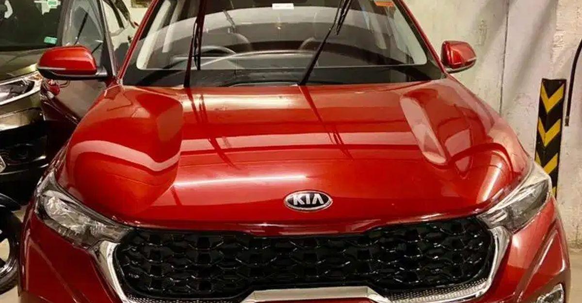 बिक्री के लिए Used Kia Sonet Sub-4 मीटर SUV: प्रतीक्षा अवधि छोड़ें