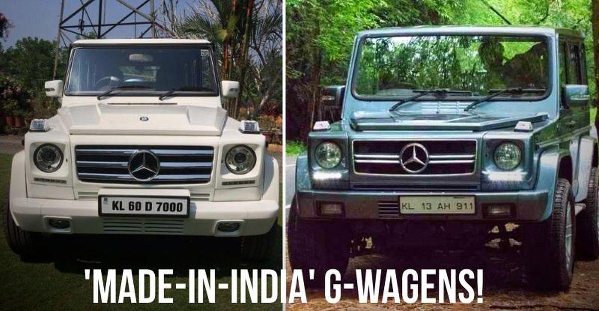 Mahindra Bolero & Force Gurkha SUV को Mercedes-Benz G-Wagens में संशोधित किया गया: भारत भर से 5 उदाहरण