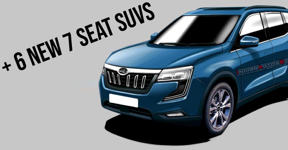 2021 में लॉन्च होने वाली 7 7-सीटर SUV: Hyundai Alcazar से Mahindra XUV700