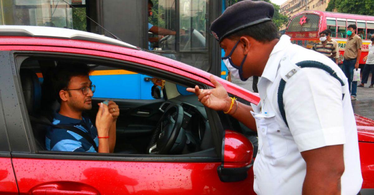 कार में एक भी व्यक्ति हो तब भी को Mask पहनना होगा: High Court