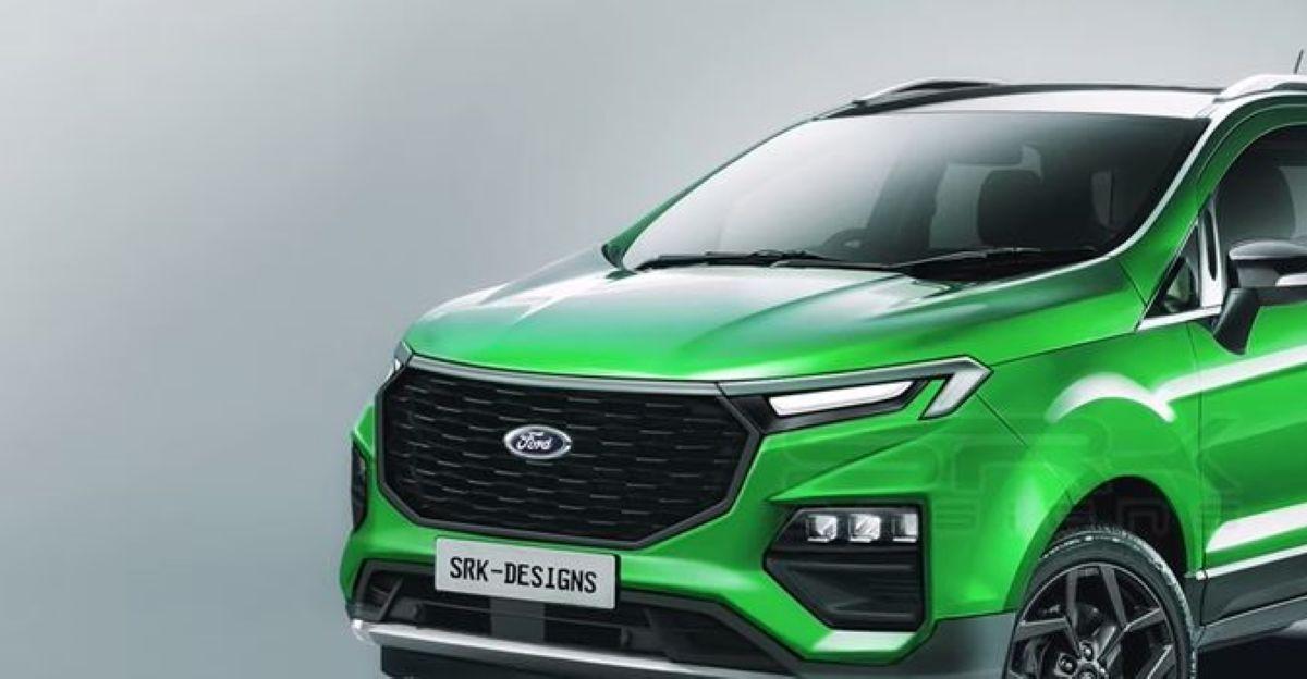 2022 Ford Ecosport : कॉम्पैक्ट एसयूवी की अगली पीढ़ी कैसी दिखेगी