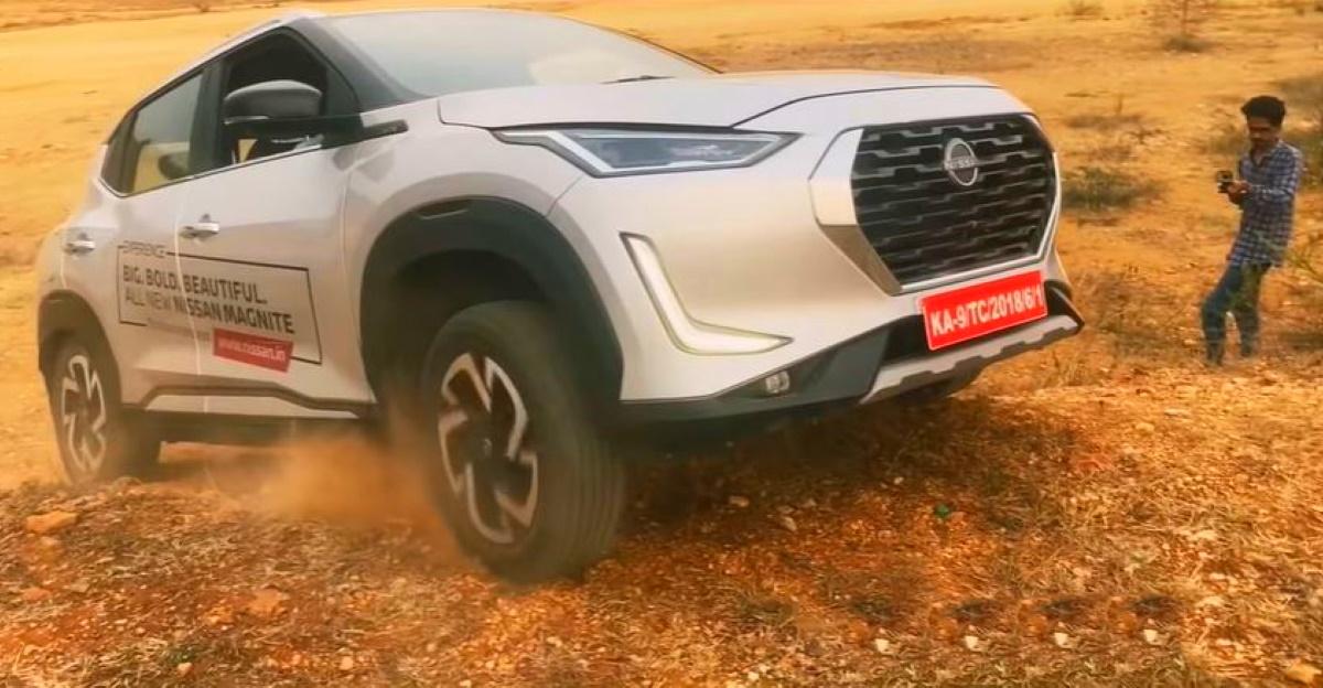 Nissan Magnite सड़क से परे चलता है: क्या यह सामना कर सकता है?