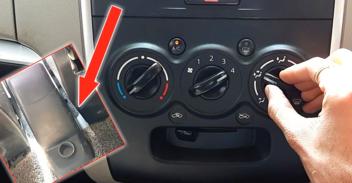 सिर्फ 80 रु में rear AC vents स्थापित करें: गर्मी को हरायें [वीडियो]