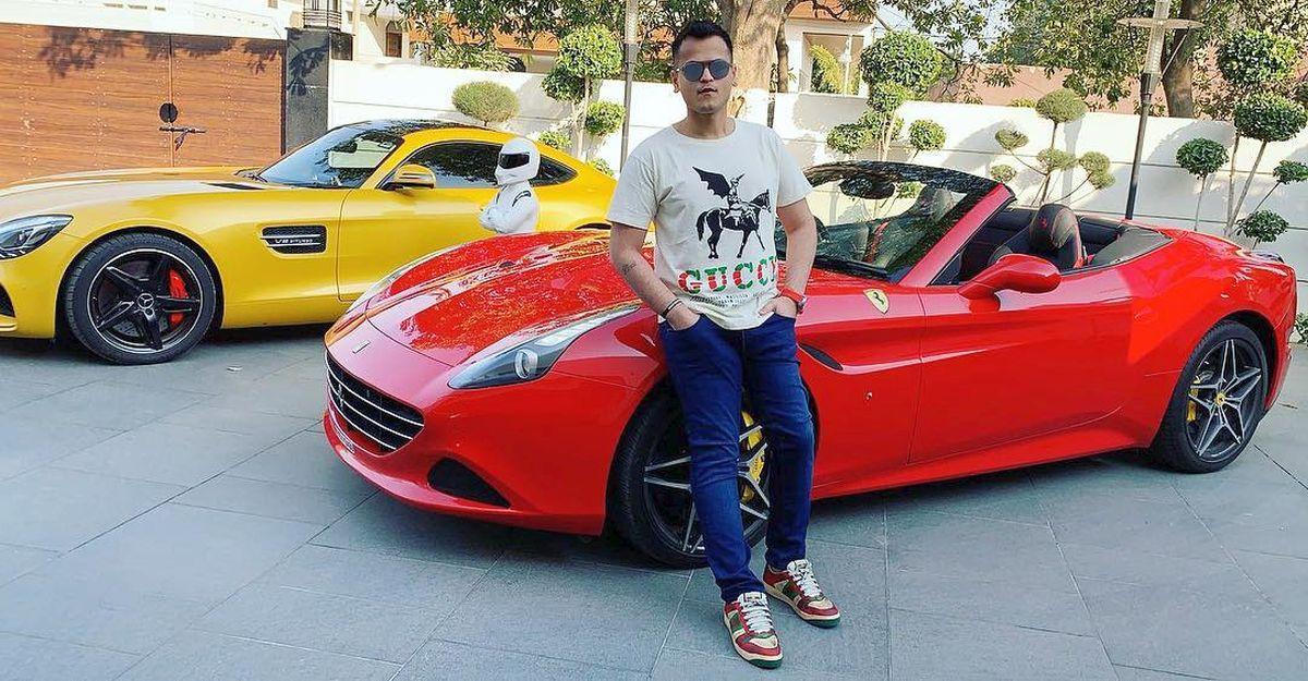 26 वर्षीय गायक Shrey Singhal और उनके सुपर अनोखे कार संग्रह: Rolls Royce से Range Rover