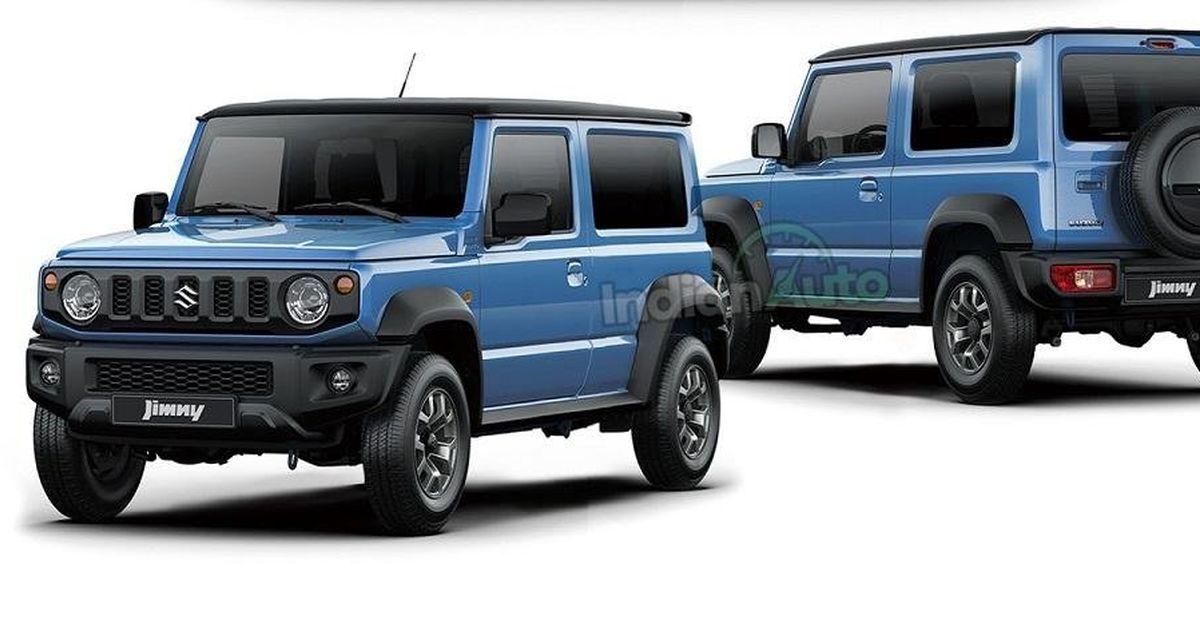 Maruti Suzuki Jimny LWB: यह कैसा दिखेगा