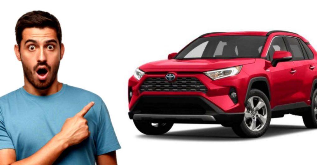 Toyota भारत में RAV4 SUV लॉन्च करने वाली है : लॉन्च से पहले टेस्टिंग के दौरान Spotted