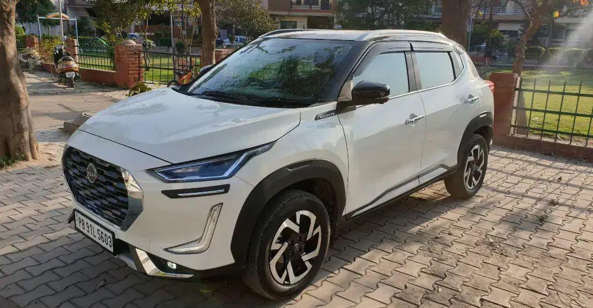 बिक्री के लिए लगभग नई Nissan Magnite कॉम्पैक्ट एसयूवी: Waiting Period को छोड़ें