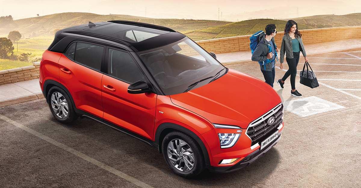 बिलकुल नई Hyundai Creta updated सुविधाओं और बेहतर कनेक्टिविटी के साथ