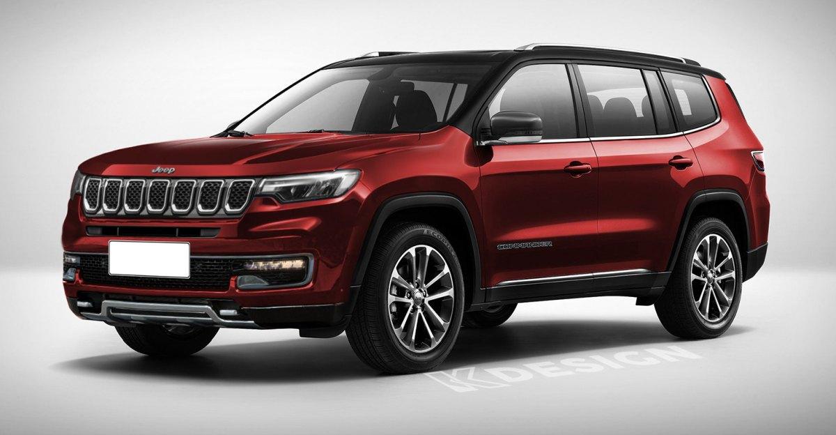 Jeep Commander 7-सीटर SUV प्रस्तुत: Toyota Fortuner से मुकाबला
