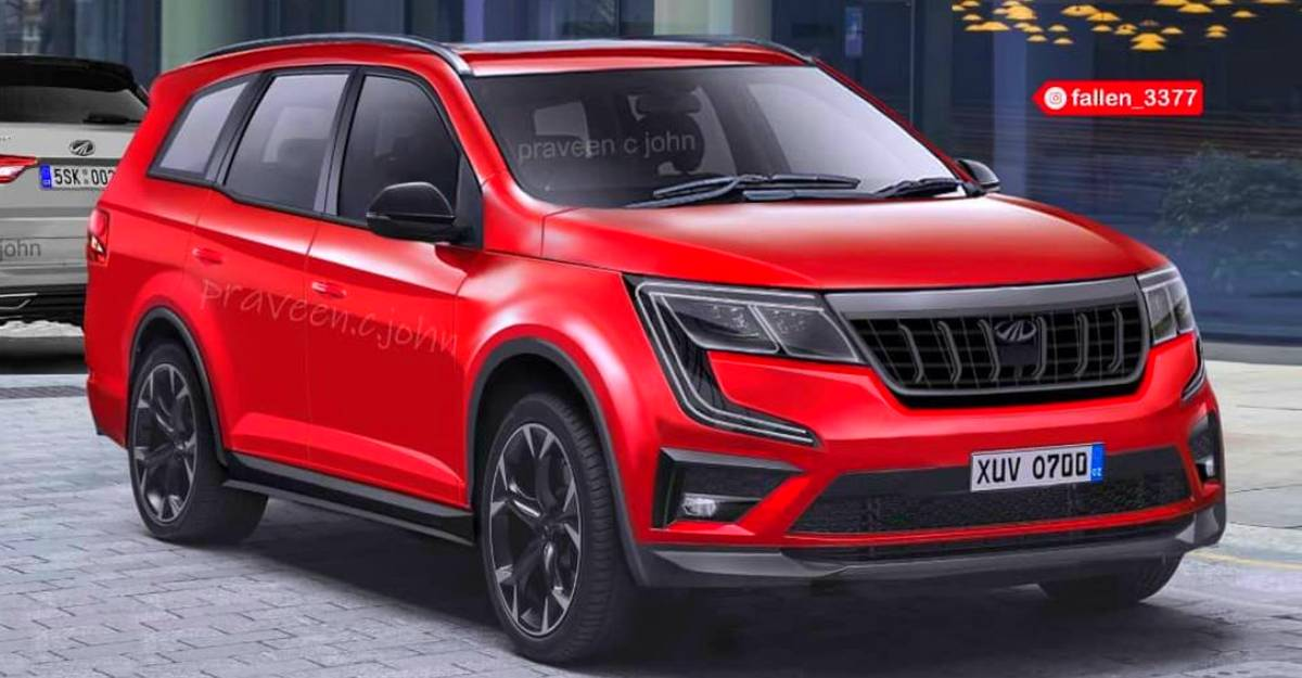 आगामी Mahindra XUV700 7 सीट SUV: अब तक हम क्या जानते हैं?