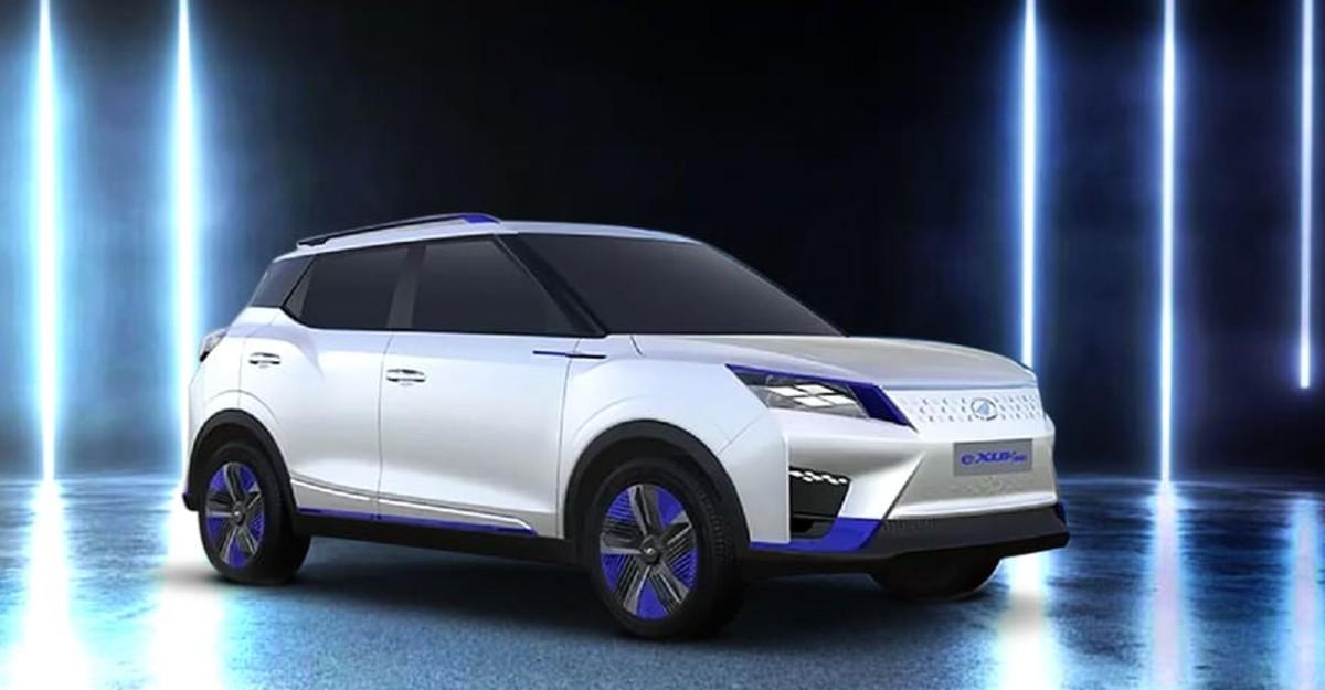 Mahindra eKUV100 और eXUV300 Electric SUVs: लॉन्च टाइमलाइन का पता चला