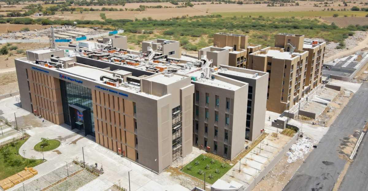 Maruti Suzuki ने गुजरात में मल्टीस्पेशलिटी अस्पताल शुरू किया