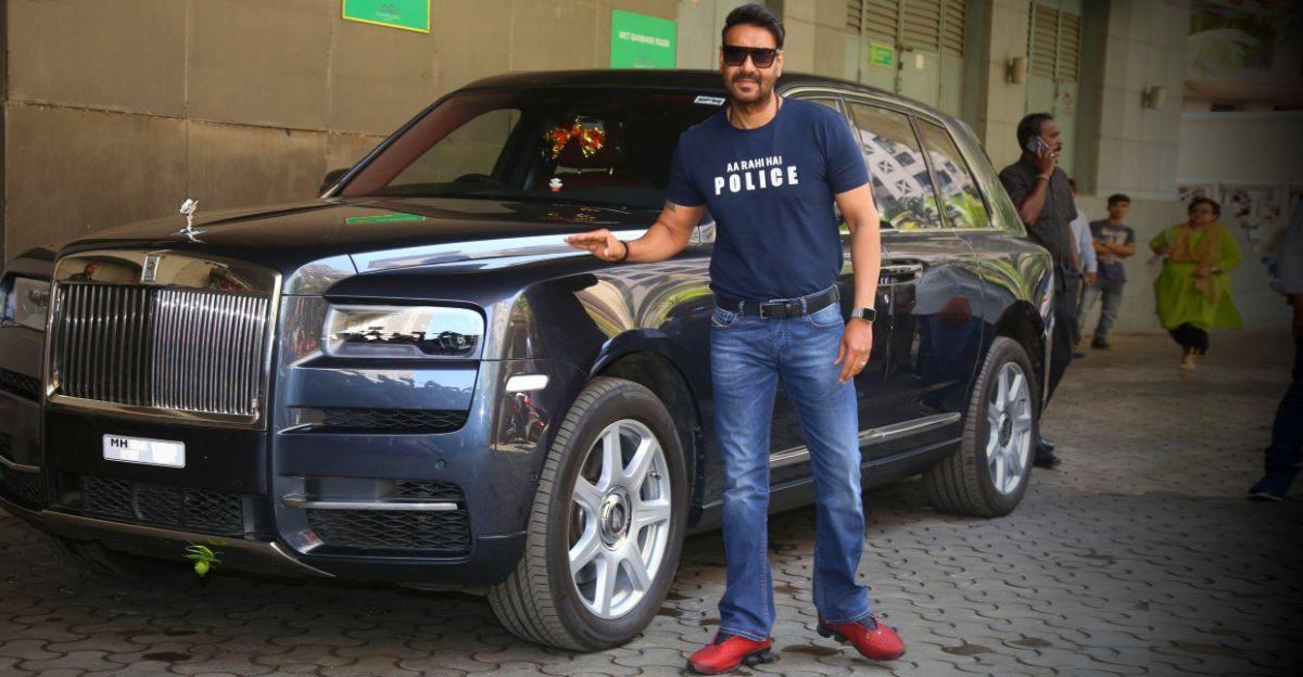 5 मशहूर Rolls Royce Cullinan के मालिक: Ajay Devgn से लेकर Anant Ambani तक