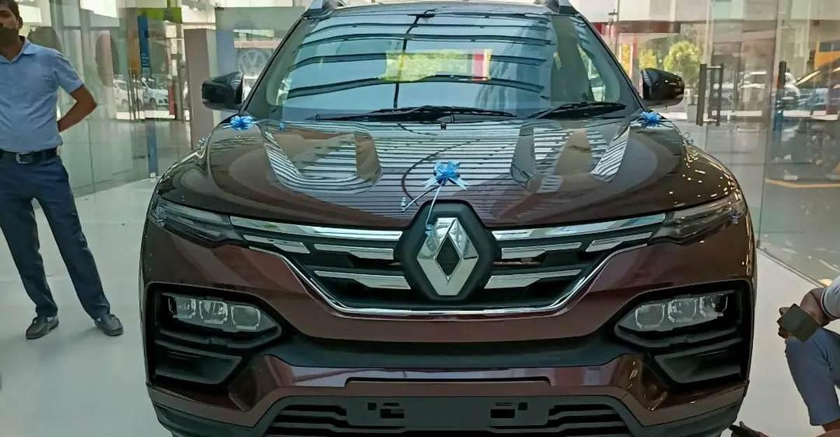 लगभग-नई Renault Kiger Compact SUVs बिक्री के लिए