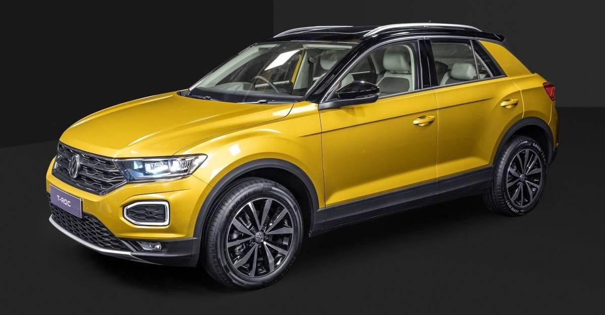 Volkswagen ने भारत में T-Roc SUVs की डिलीवरी शुरू की