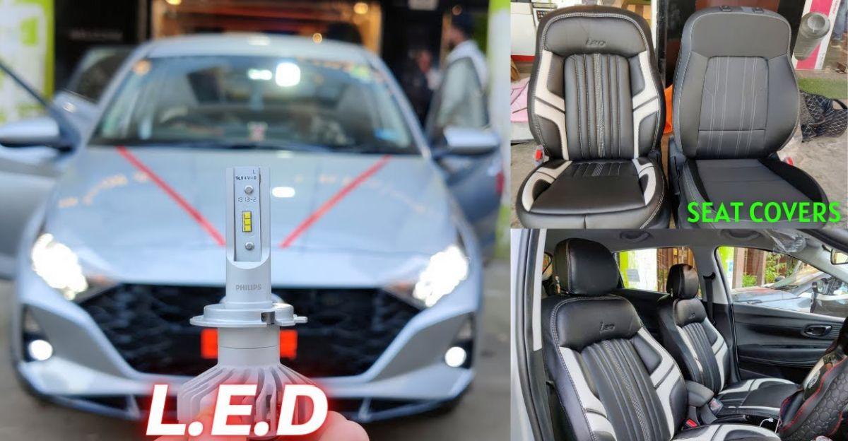 ऑल-न्यू 2021 Hyundai i20 कार्यात्मक एक्सेसरीज के साथ संशोधित