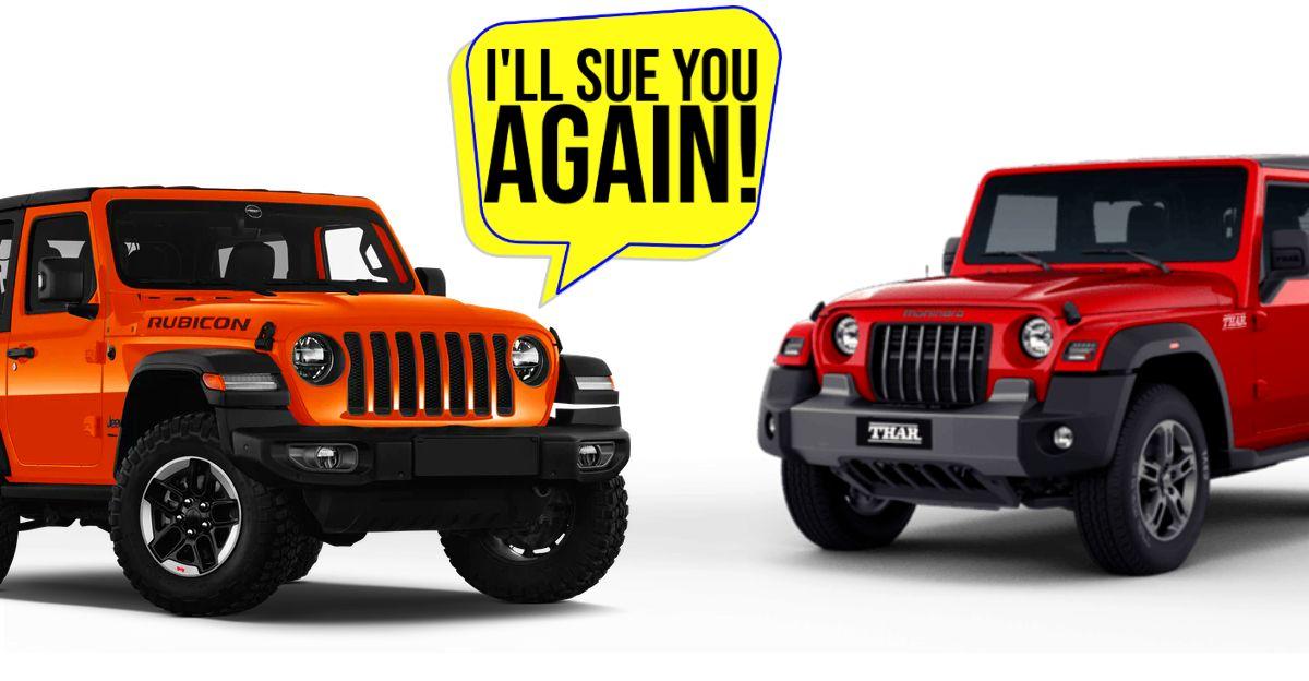 ऑस्ट्रेलिया में रिलीज़ हुआ नई का टीज़र: Jeep ले गई Mahindra को Court