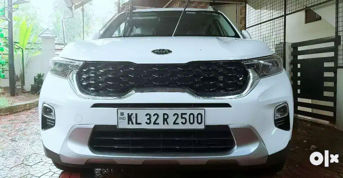 Sparingly Used Kia Sonet सब-4 मीटर SUV बिक्री के लिए