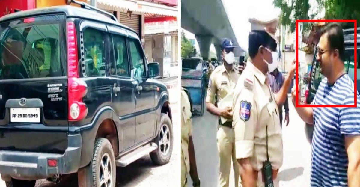 Mahindra Scorpio मालिक नकली ACP बताकर हुआ गिरफ्तार, SUV जब्त [Video]