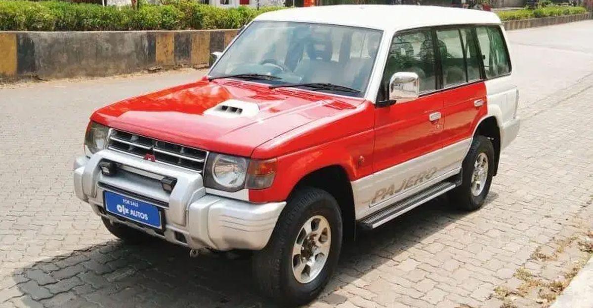 बिक्री के लिए Used Mitsubishi Pajero SFX SUVs: कीमतें 5 लाख रुपये से शुरू
