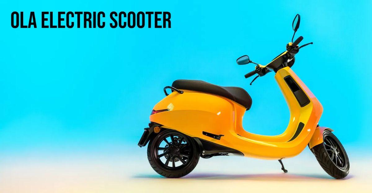 Ola Electric Scooter जल्द ही लॉन्च होने वाली है: सारी बाते जो आप सभी को पता होना चाहिए [Video]