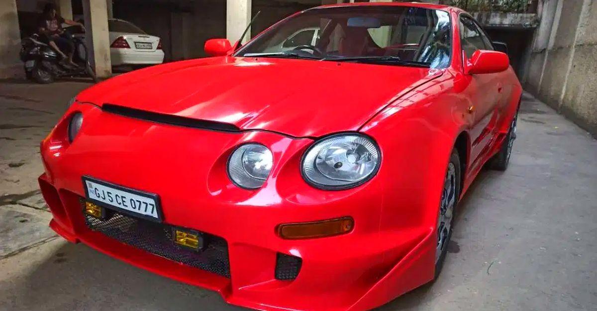 दुर्लभ, Well Maintained Toyota Celica GTS स्पोर्ट्स कार बिक्री के लिए उपलब्ध है