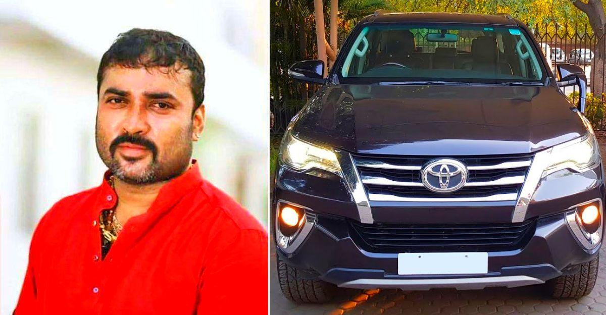 Gujarat Police ने RTO से पूछा: क्या Toyota Fortuner में बलात्कार के लिए पर्याप्त जगह है?