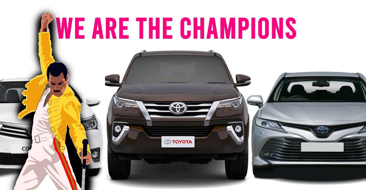 Toyota कारें इतनी विश्वसनीय क्यों हैं: रहस्य का पता चला
