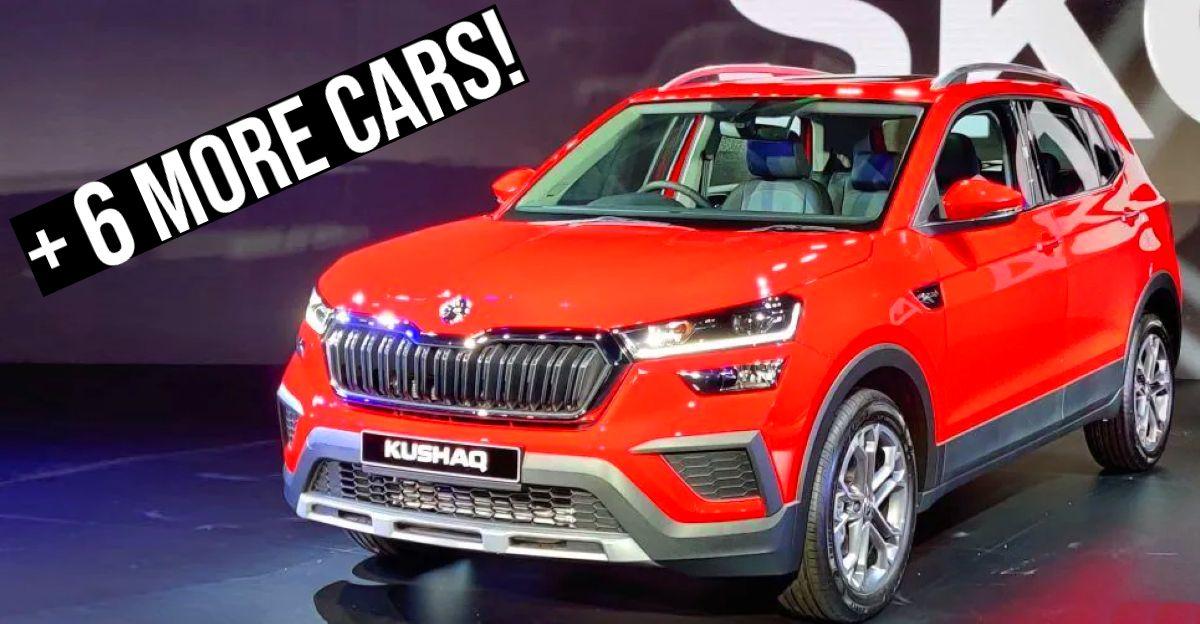 2021 में लॉन्च होने वाली 7 नई Volkswagen और Skoda कारें