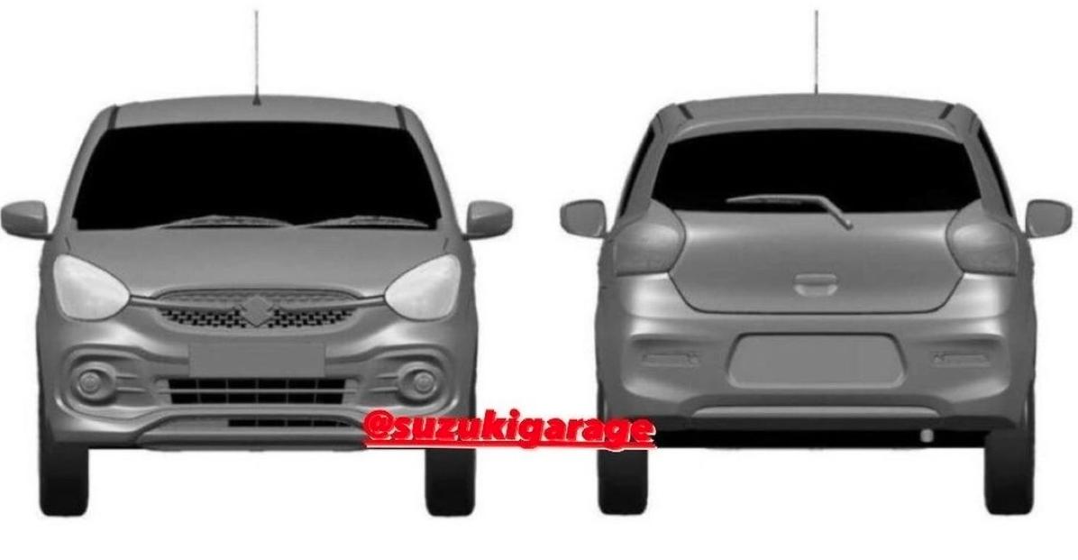 Maruti Suzuki 2021 Celerio स्पष्ट छवियों में लीक