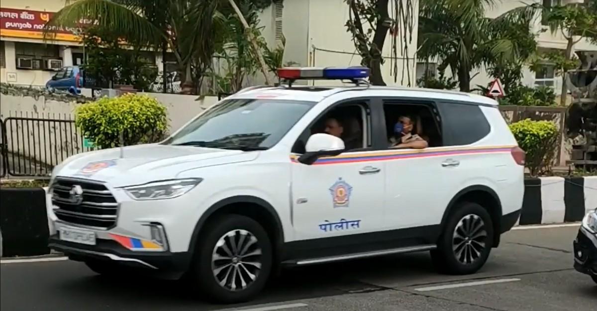 MG Gloster लग्जरी SUV अब Ambani सुरक्षा काफिले का हिस्सा है