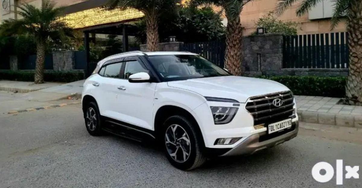 Sparingly-Used Hyundai Creta कॉम्पैक्ट SUVs बिक्री के लिए