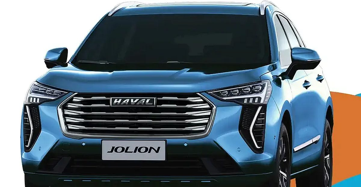 Haval की Jolion SUV का नाम पंजीकृत: Jeep Compass को टक्कर देगा