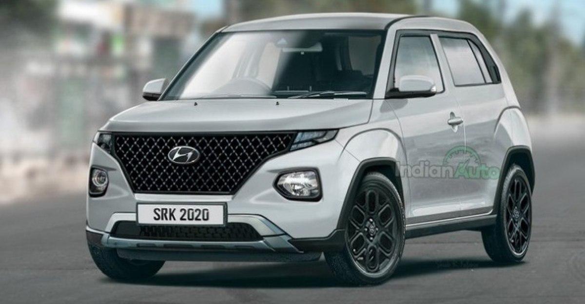 Hyundai AX1 टेस्ट में नजर आई: Maruti Suzuki Ignis को टक्कर देगी