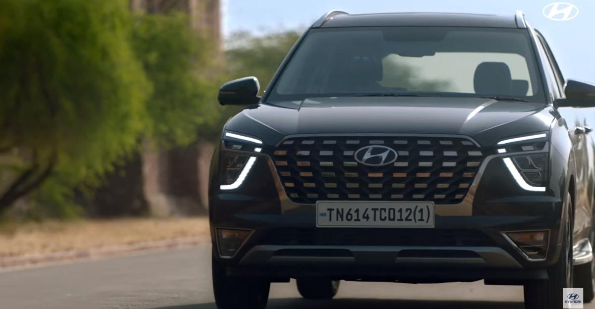 Hyundai Alcazar की प्रतीक्षा अवधि पहले ही 2 महीने तक पहुंच चुकी है